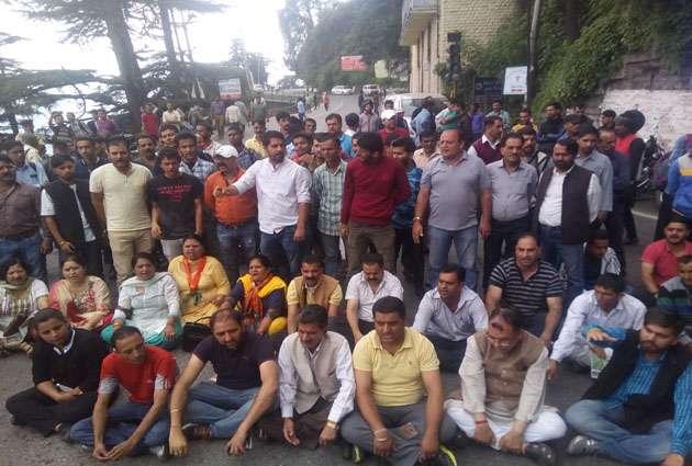 कोटखाई मामला: भाजपा ने कहा प्रदेश में राष्ट्रपति शासन लगाओ
