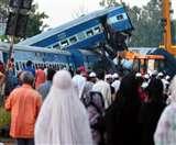 उत्कल एक्सप्रेस हादसा: रेलवे जांच करेगा कि ट्रैक पर काम बिना अनुमति के किया गया था