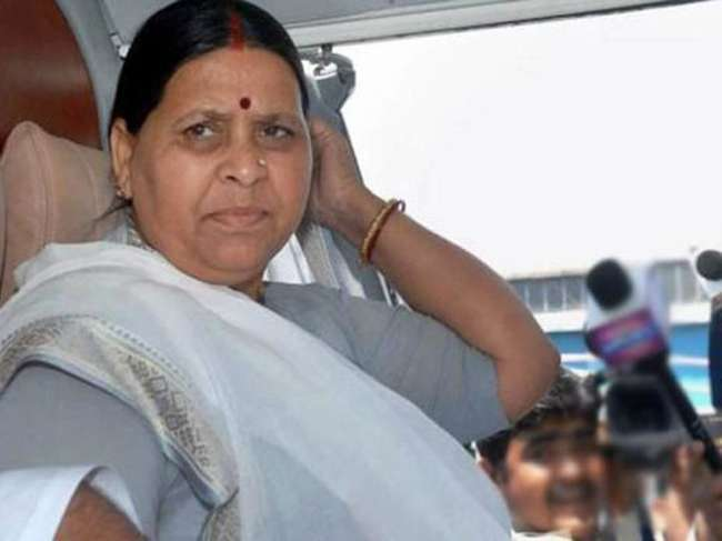 लालू परिवार की बढ़ीं मुश्किले: ED ने भेजा नोटिस, राबड़ी को दिल्ली बुलाया