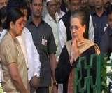 9 साल तक कोमा में रहे प्रियरंजन दासमुंशी का निधन, सोनिया ने जताया शोक