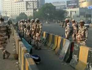 जाट आंदोलन स्थगित, दिल्ली में 26 जनवरी जैसी सुरक्षा