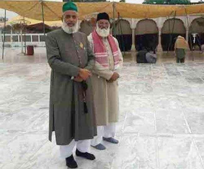 पाकिस्तान से लौटे पीरजादों ने नहीं बताया, कहां रहे दो दिन