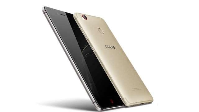 जेडटीई Nubia Z11 mini S स्मार्टफोन भारत में लॉन्च, 23 एमपी कैमरा और 4 जीबी रैम है खासियत