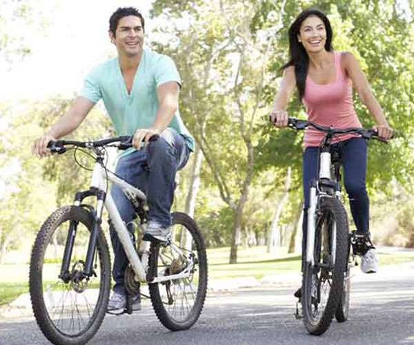 साइकिल चलाएंगे तो नही होगा कैंसर का खतरा