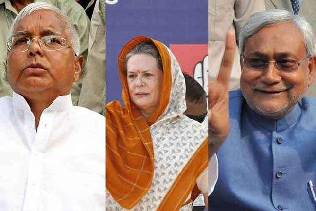 नीतीश के बाद अब लालू भी करेंगे सोनिया गांधी से मुलाकात
