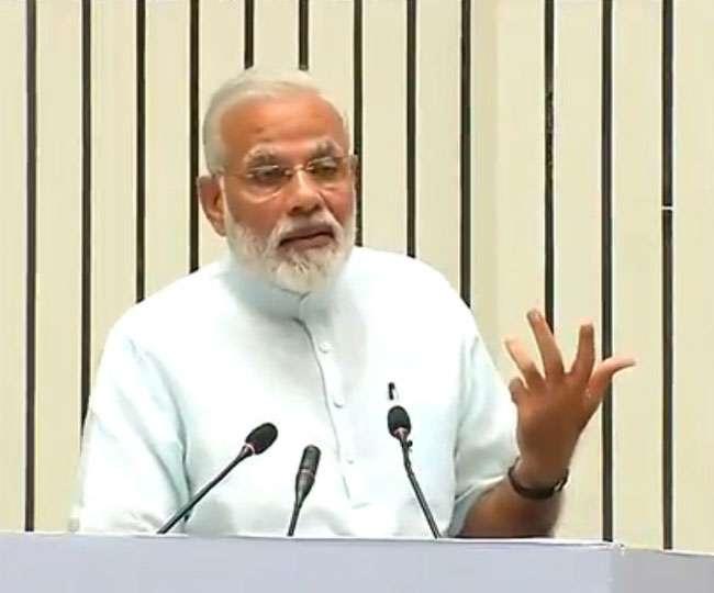 सिविल सेवा दिवस पर PM मोदी ने कहा- काम का बोझ नहीं, चुनौतियां बढ़ीं