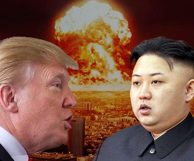 ऐसी तैयारी के साथ अमेरिका से परमाणु युद्ध की बात कर रहा है उ.कोरिया?