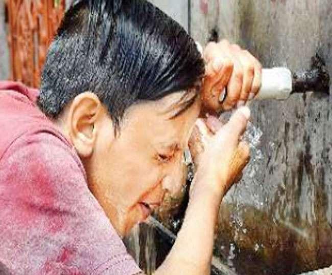 भीषण गर्मी से आज से मिल सकती है राहत, कल हल्की बारिश की संभावना