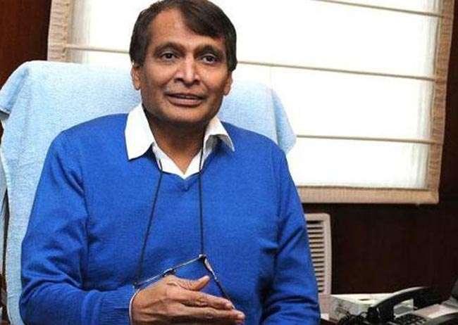 बिहार: केंद्रीय रेल मंत्री सुरेश प्रभु के खिलाफ कोर्ट में मुकदमा दर्ज