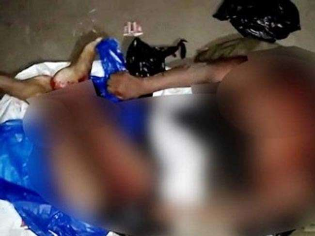 टुकड़ों में काटकर फेंका महिला का शव, कहीं मिला धड़ तो कहीं सिर