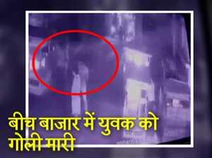 जींद में हत्या का लाइव वीडियो