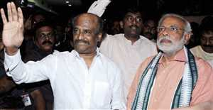PM नरेंद्र मोदी से मुलाकात कर सकते हैं रजनीकांत