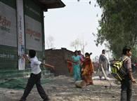 PICS: हल्द्वानी में शराब की दुकान के विरोध में आत्मदाह का प्रयास