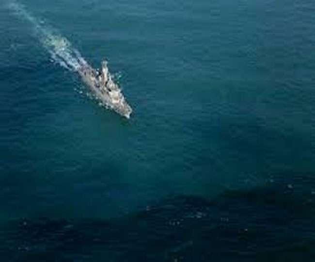 चीन ने गुपचुप कार्रवाई में सक्षम 31 वां जहाज पानी में उतारा