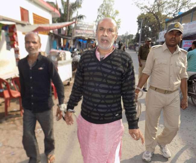 बहू पर गलत नजर रखने के आरोप में राजद नेता गिरफ्तार, जानिए मामला