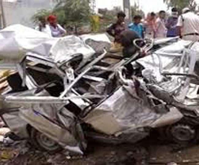 पश्चिम बंगाल में सड़क हादसे में बिहार के सात लोगों की मौत
