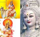 नवरात्र में प्रथम दिन करें मां के शैलपुत्री रूप का पूजन