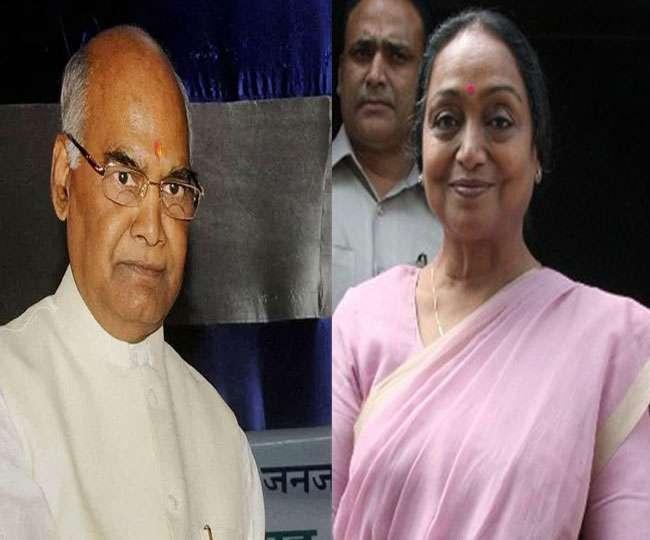 राष्ट्रपति पद पर आमने सामने हुए मीरा कुमार और कोविंद, जानिए इनकी मजबूती