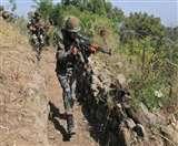 जम्मू-कश्मीर: पाकिस्तान ने फिर तोड़ा सीजफायर, सेना का एक जवान घायल