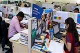 टीसीएस ने वित्त वर्ष 2016-17 के दौरान भारत के बाहर 11,500 लोगों को नौकरी दी