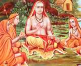 Adi Shankara was a philosopher and theologian from India