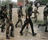 जम्मू-कश्मीर: माछिल सेक्टर में एक पाकिस्तानी आतंकी ढेर