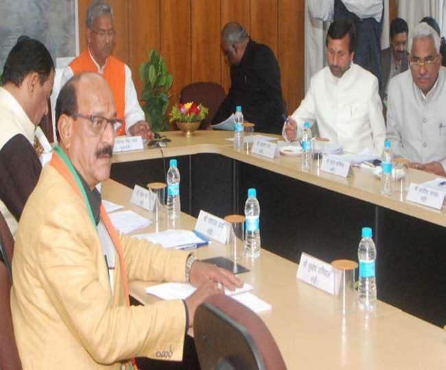 Uttarakhand cabinet meeting held at Dehradun 16588778