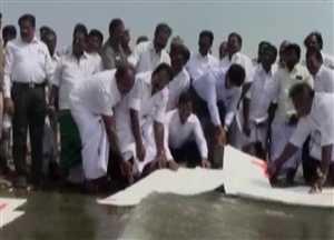 पानी को भाप बनने से रोकने के लिए मंत्री ने उठाया ये कदम, उड़ी खिल्ली