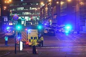ब्रिटेन: मैनचेस्टर में धमाका, 19 की मौत