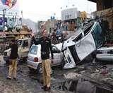 पाकिस्तान में बम धमाके में पांच की मौत