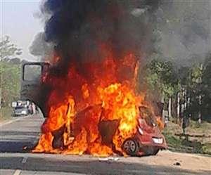 सहारनपुर हिंसा पर शुरू हो गई राजनीति, पार्टियों ने एक-दूसरे पर लगाए आरोप