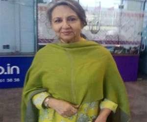 शर्मिला टैगोर को उत्तराखंड में आकर हुआ आत्मशांति का एहसास