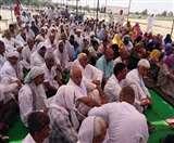 उप्र तक पहुंची राजस्थान जाट आंदोलन की चिंगारी, आगरा में नौ बसों में तोड़फोड़