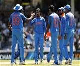 भारत-वेस्टइंडीज दूसरा वनडे मुकाबला: बारिश के कारण खेल में देरी