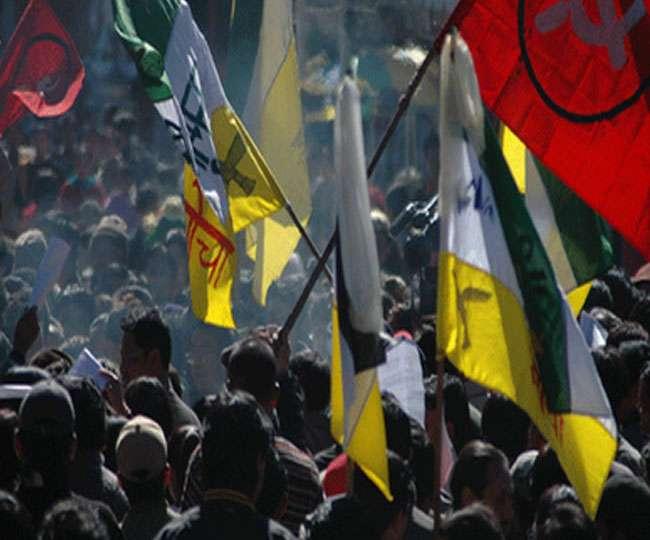 क्या माओवादियों से ट्रेनिंग लेकर आंदोलन को धार देने की तैयारी में है जीजेएम