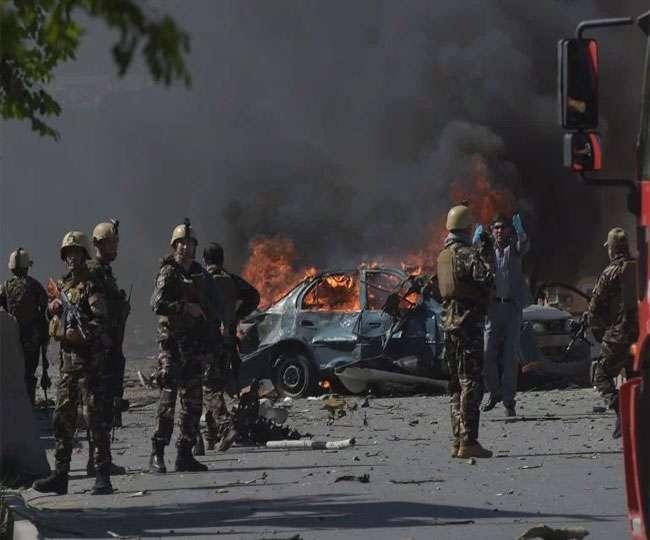 काबुल में हुए कार बम धमाके में 24 लोगों की मौत, 42 घायल