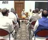 राजस्थान के सांसदों से मिले पीएम मोदी, कई अहम मुद्दों पर हुई चर्चा