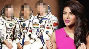 प्रियंका के साथ ये सितारें भी बनेंगे अंतरिक्ष यात्री