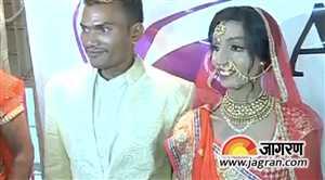 मोहब्बत की नई मिसाल बनी ललिता की शादी