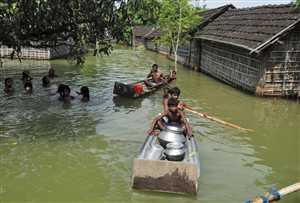 ये बारिश ने क्या कर दिया, आधे हिंदुस्तान पर बरपाया कहर