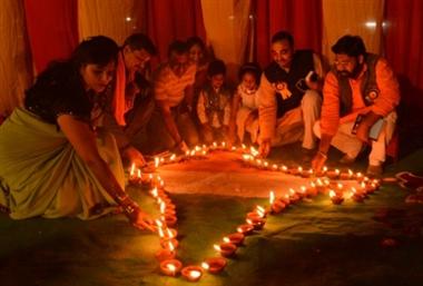 ¨हदू नववर्ष के उपलक्ष्य में हुए सांस्कृतिक कार्यक्रम
