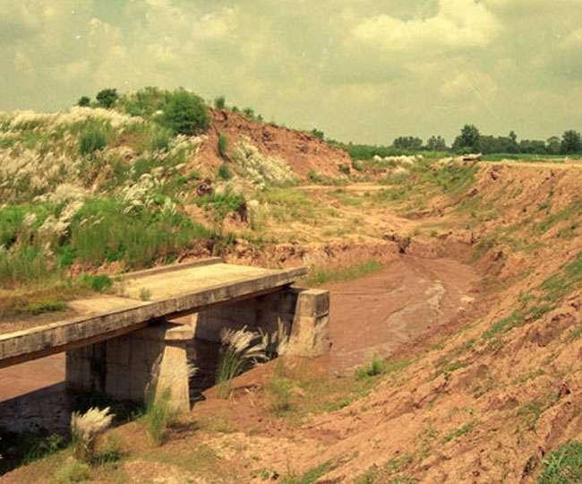 एसवाइएल का पानी मांगने गए हरियाणा के नेताओं में दिखा टकराव