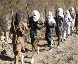 कश्मीर के जंगलों में ट्रेनिंग ले रहे 30 आतंकी, सामने आया वीडियो