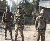 शहादत के बाद भी सुरक्षा एजेंसियों के हौसले बुलंद