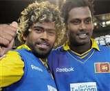चैंपियंस ट्रॉफी के लिए श्रीलंकाई टीम में मैथ्यूज और मलिंगा की वापसी