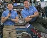 अंतरिक्ष में सबसे अधिक दिन बिताकर बनाया वर्ल्ड रिकार्ड, दी ट्रंप ने बधाई