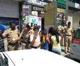 नासिक में स्पा पर छापा मारकर 13 लोगों को हिरासत में लिया गया