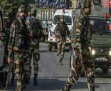 जम्मू-कश्मीर: शोपियां और श्रीनगर में आतंकी हमले, ग्रेनेड हमले में चार घायल