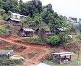 भूकंप के झटके से एक बार फिर हिला मणिपुर