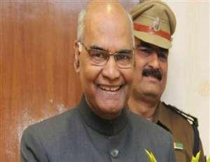 NDA के प्रत्याशी रामनाथ कोविंद आज लखनऊ से करेंगे चुनाव अभियान का आगाज
